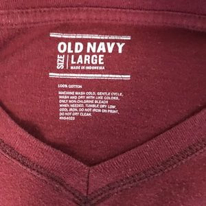 Old Navy Shirts - Men's T-shirt